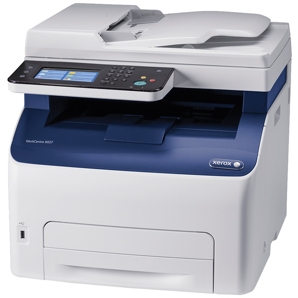 Лазерное МФУ Xerox WorkCentre 6027
