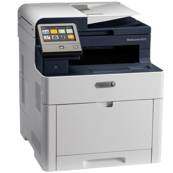 Лазерное МФУ (цветное) Xerox WorkCentre 6515DN