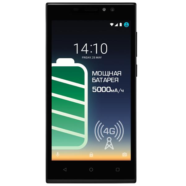 Смартфон Prestigio Muze C7 Duo Black (PSP7510) планшет prestigio muze 3708 3g pmt3708