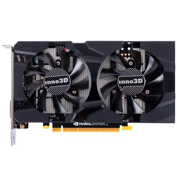 Купить Видеокарта inno3D GeForce GTX 1050 Ti Twin X2 4GB в каталоге ... 893a880337fd2