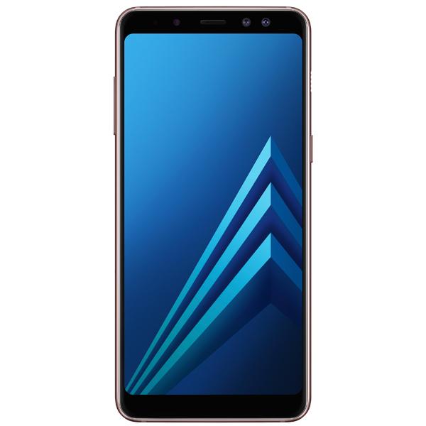 Смартфон Samsung Galaxy A8 (2018) Blue (SM-A530F) смарт часы samsung galaxy gear s3 classic sm r770 1 3 super amoled серебристый sm r770nzsaser