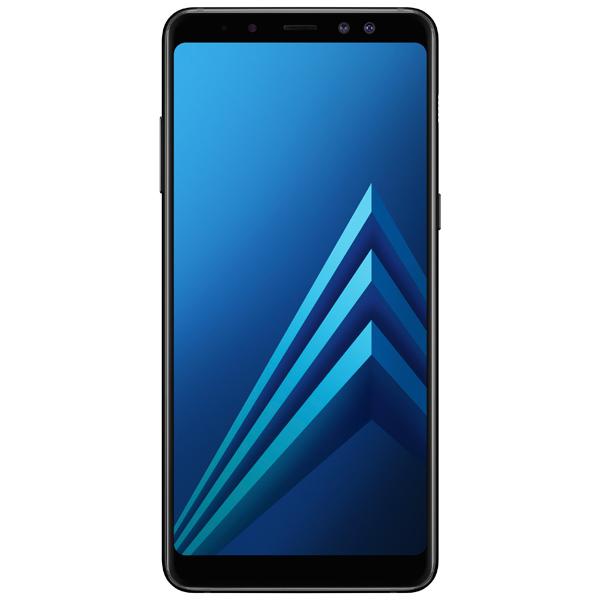 Смартфон Samsung Galaxy A8+ (2018) Black (SM-A730F)