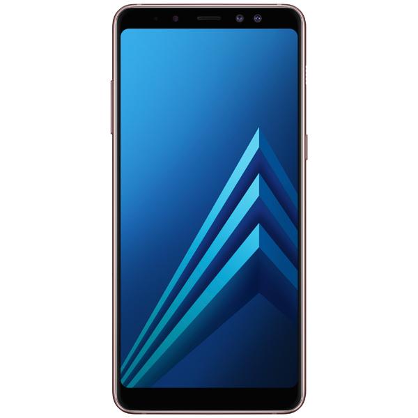 Смартфон Samsung Galaxy A8+ (2018) Blue (SM-A730F) смартфон samsung galaxy a8 2018 sm a730f 32gb black
