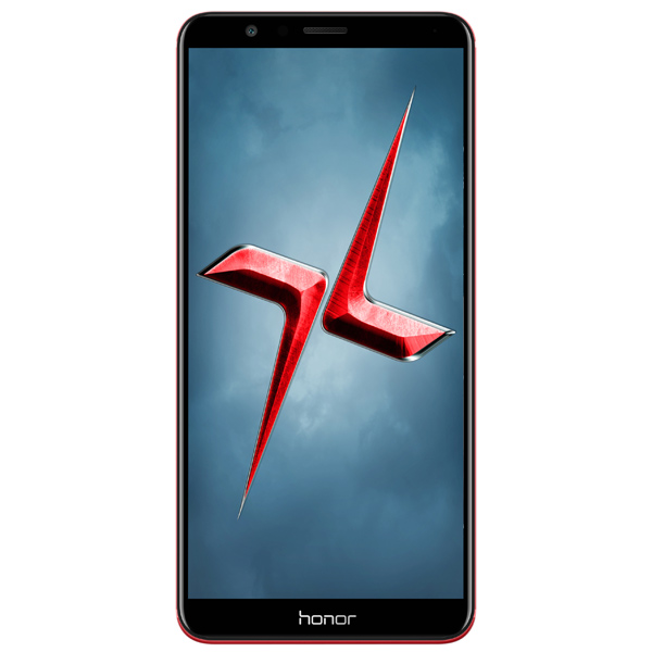 Смартфон Honor 7x 64Gb Red (BND-L21) смартфоны meizu смартфон pro7 red 64gb