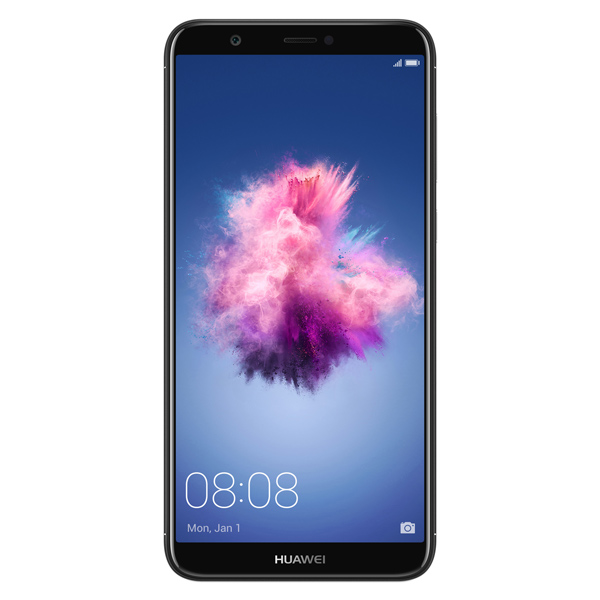 Смартфон Huawei P Smart Black (FIG-LX1) 20 096 панно настенное геккон албезия о бали 20см 899012