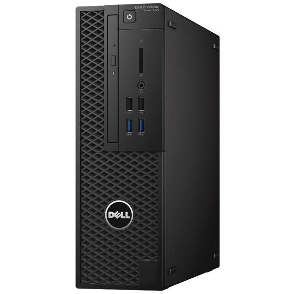 Системный блок Dell Precision 3420-4490 адаптер dell intel ethernet i350 1gb 4p 540 bbhf