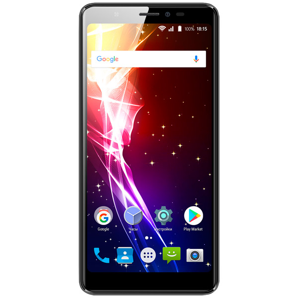 Смартфон BQ mobile BQ-5500L Advance LTE Black смартфон fly fs512 nimbus 10 4g lte 8gb black