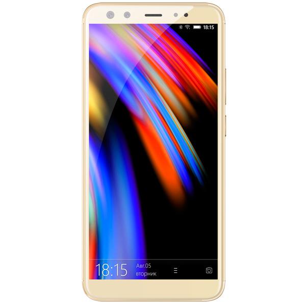 fd7da031b8f3 Купить Смартфон BQ mobile BQ-6000L Aurora Gold в каталоге интернет ...