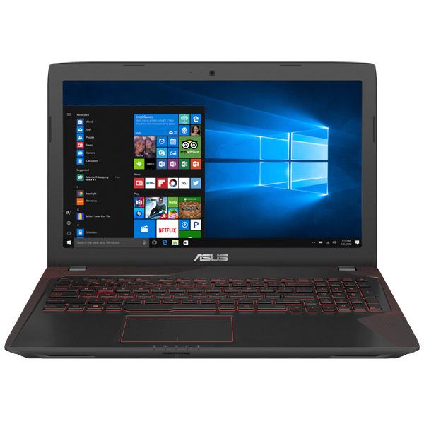 Ноутбук игровой ASUS FX553VE-DM429T ноутбук asus k751sj ty020d 90nb07s1 m00320
