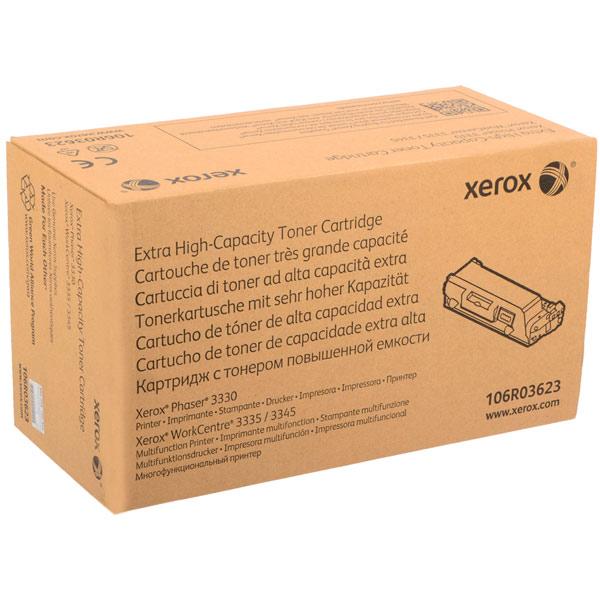 Картридж для лазерного принтера Xerox тонер-картридж увеличенной ёмкости для PH3300 15K картридж для принтера xerox 006r01696