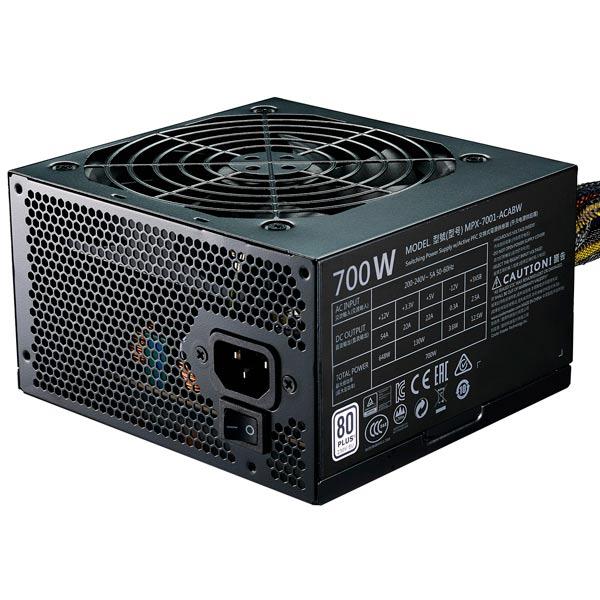 Блок питания для компьютера Cooler Master MasterWatt Lite 700 230V (MPX-7001-ACABW-ES)