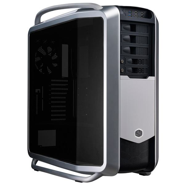 Корпус для компьютера Cooler Master Cosmos II 25th anniversary edition (RC-1200-KKN2) видеокарта asus geforce® gt 710 gt710 sl 1gd5 brk 1гб gddr5 retail