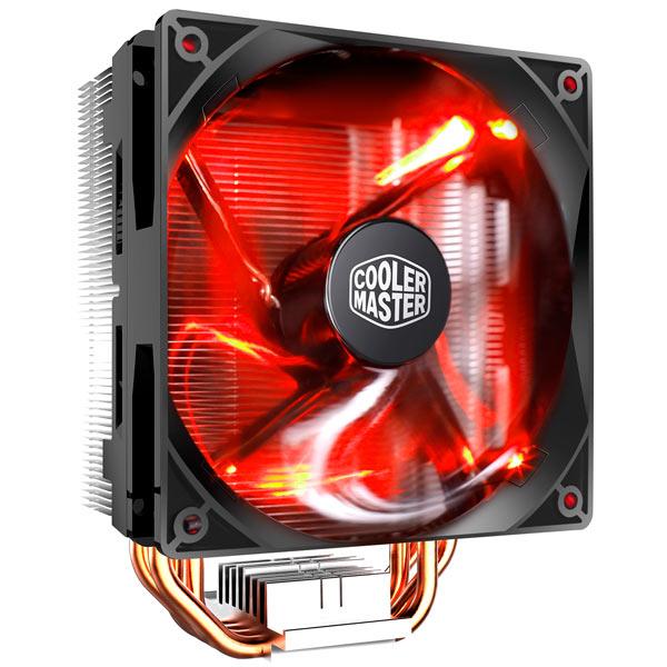 Кулер для процессора Cooler Master — Hyper 212 LED