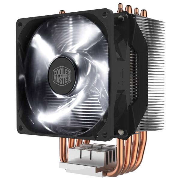 Кулер для процессора Cooler Master Hyper H411R White LED (RR-H411-20PW-R1)