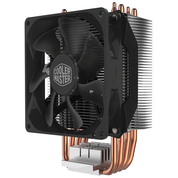 Кулер для процессора Cooler Master Hyper H412R Non LED (RR-H412-20PK-R2) процессоры под сокет am3