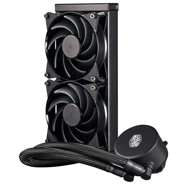 Кулер для процессора Cooler Master MasterLiquid 240 (MLX-D24M-A20PW-R1)