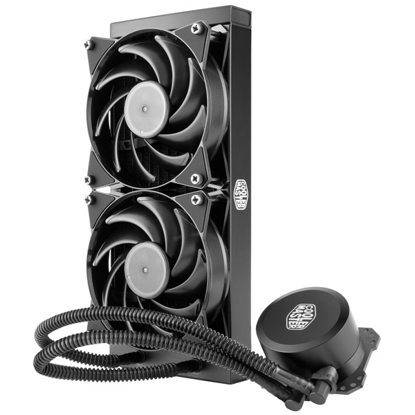Кулер для процессора Cooler Master MasterLiquid Lite 240