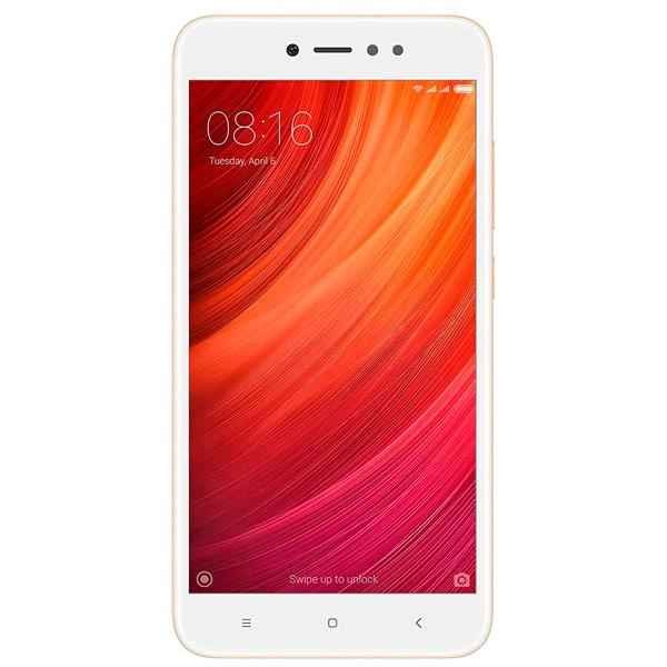 Смартфон Xiaomi Redmi Note 5A Prime 64Gb Gold смартфон xiaomi redmi note 5a prime серый 5 5 64 гб lte wi fi gps 3g