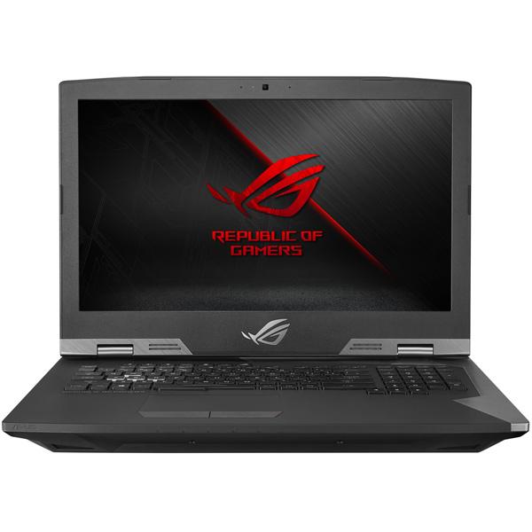 Ноутбук игровой ASUS G703VI-E5132T ноутбук asus k751sj ty020d 90nb07s1 m00320