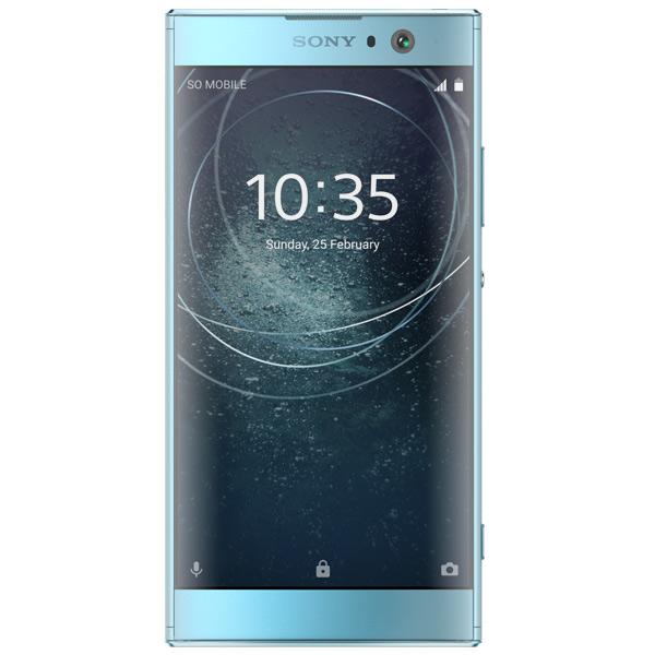 Смартфон Sony Xperia XA2 DS Blue (H4113) сони sony лвп u11 камера сумка подходит для большинства цифровой камеры одной камеры размера микро см характеристики sony