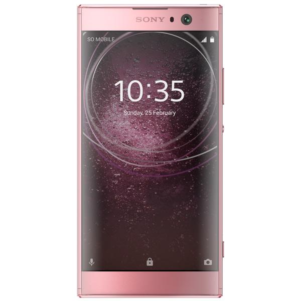 Смартфон Sony Xperia XA2 DS Pink (H4113) смартфон sony xperia xa1 ultra dual