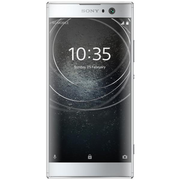 Смартфон Sony Xperia XA2 DS Silver (H4113) смартфон sony xperia xa1 ultra dual