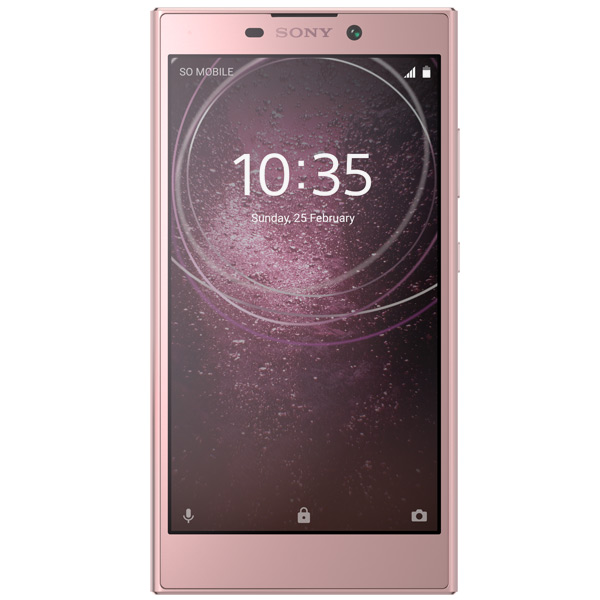 Смартфон Sony Xperia L2 DS Pink (H4311) тюнер delta systems ds 540hd