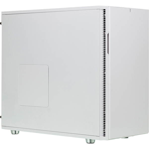 Корпус для компьютера Fractal Design FD-CA-DEF-R5-WT вентилятор fractal design dynamic x2 gp 14 white fd fan dyn x2 gp14 wt