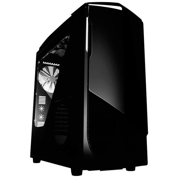 Корпус для компьютера NZXT CA-PH530-B1 черный парктроник parkmaster vss 4r 01 b1