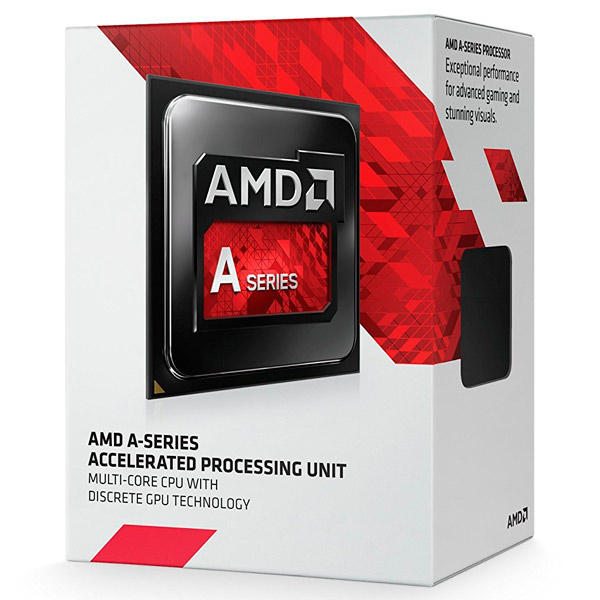 Процессор AMD A10 7800 (AD7800YBJABOX) процессор amd a10 7860k ad786kybjcsbx