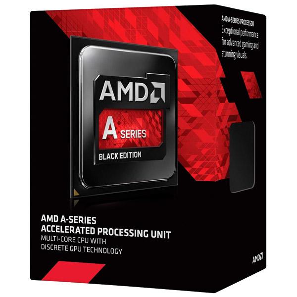 Процессор AMD A8 7650K (AD765KXBJABOX)