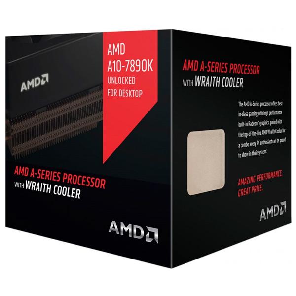 Процессор AMD A10 7890K (AD789KXDJCHBX)