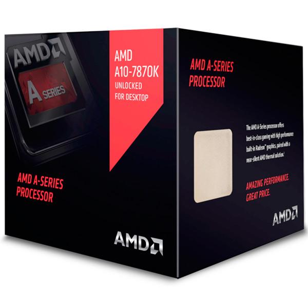 Процессор AMD A10 7870K (AD787KXDJCSBX)