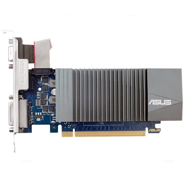 Видеокарта ASUS Geforce GT710 1GB GDDR5 Silent