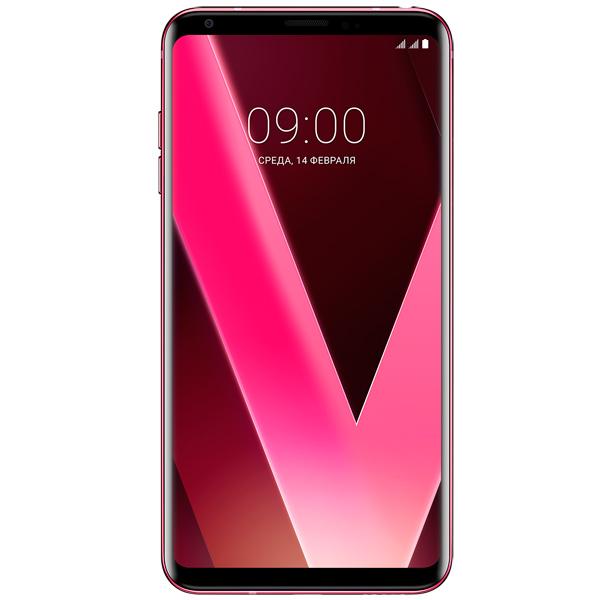 Смартфон LG V30 Pink (H930DS)