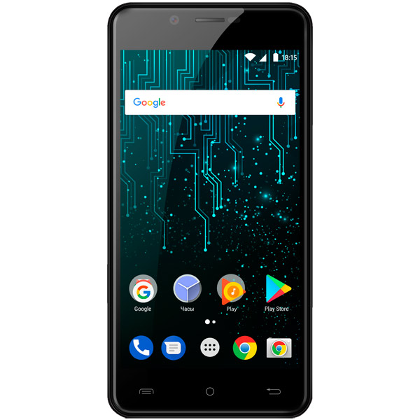 Смартфон BQ mobile Iron Black (BQ-5007L)