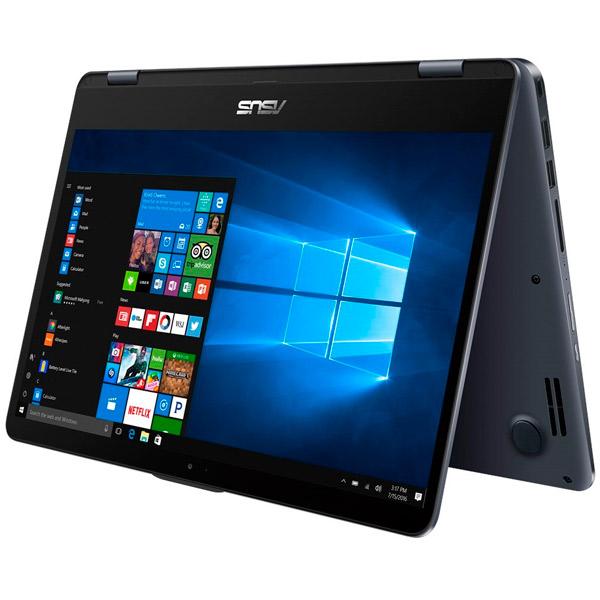 Ноутбук-трансформер ASUS TP410UA-EC303T ноутбук asus k751sj ty020d 90nb07s1 m00320