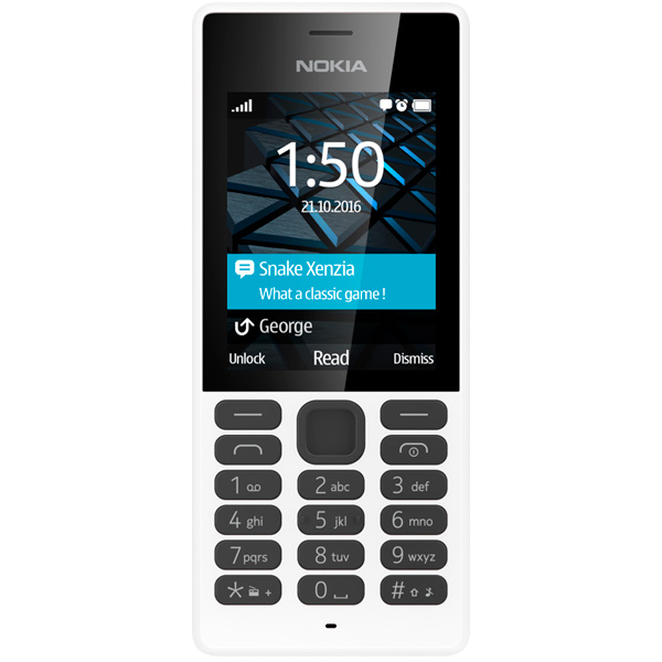 Мобильный телефон Nokia 150 Dual SIM White (RM-1190) modern instrumentations of pharmaceuticals analysis