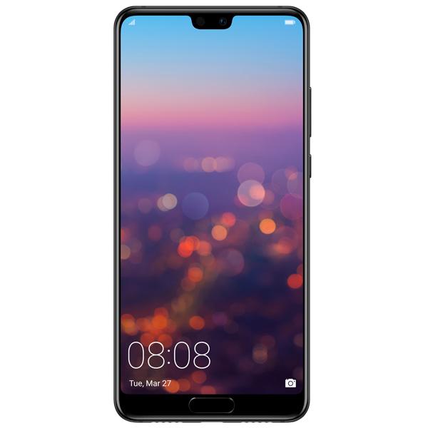 Смартфон Huawei P20 Black (EML-L29) смартфон huawei p10 64gb lte blue vtr l29