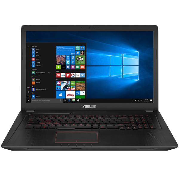 Ноутбук игровой ASUS FX753VD-GC448T ноутбук asus k751sj ty020d 90nb07s1 m00320