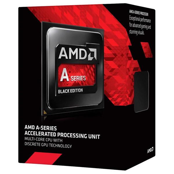 Процессор AMD A8 7670K (AD767KXBJCBOX)