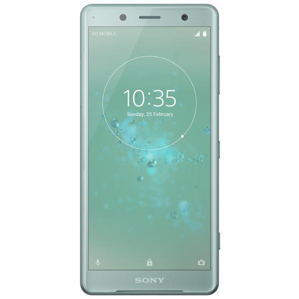 Смартфон Sony Xperia XZ2 Compact Moss Green DS (H8324) мобильный телефон sony xperia z l36h c6603 5 0 13 1mp 2 16 android original unlocked sony xperia z l36h lt36h l36i c6603