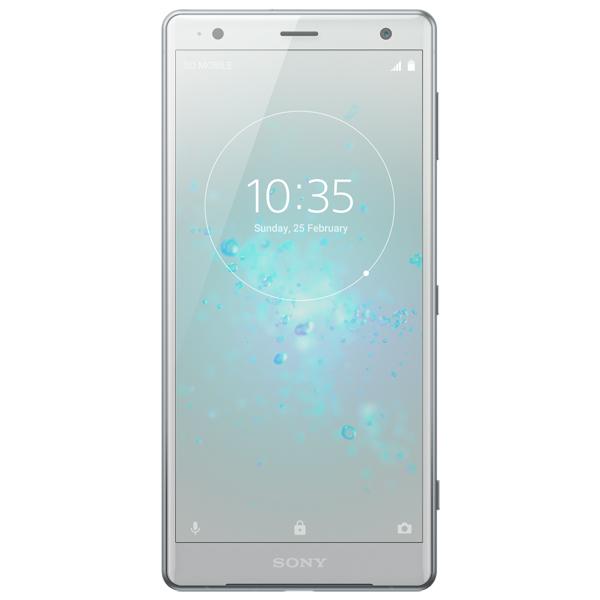 Смартфон Sony Xperia XZ2 DS Liquid Silver (H8266) смартфон sony xperia xa1 ultra dual