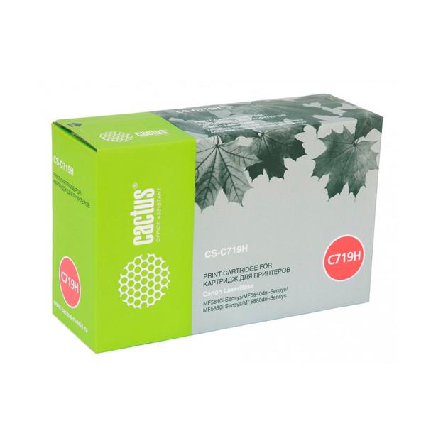 Картридж для лазерного принтера Cactus CS-C719H