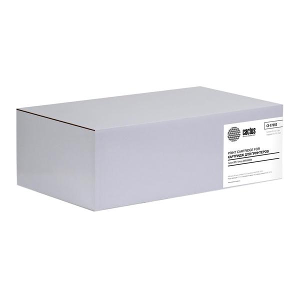 Картридж для лазерного принтера Cactus CS-C725D потребительские товары cs pro cs 1 dslr 6d canon 5d 3 7 d t3i d800 d7100 d3300 pb039