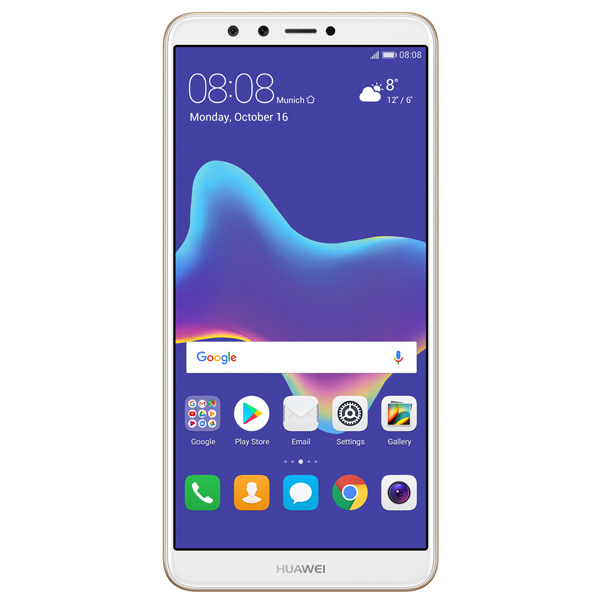 Смартфон Huawei Y9 Gold оперативная память kvr400x64c3a 256
