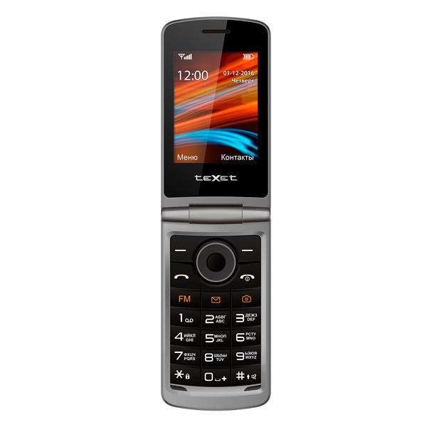 Мобильный телефон teXet TM-404 Gold