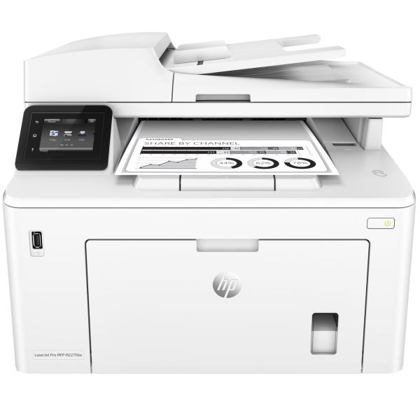 Лазерное МФУ HP — LaserJet Pro M227fdw