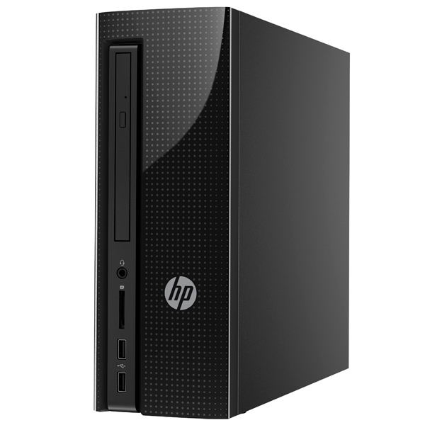 Системный блок HP Slimline 260-a184ur 1EV53EA