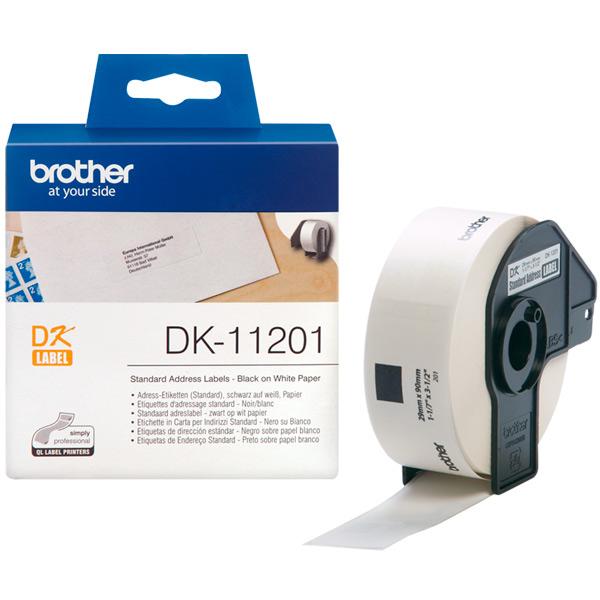 Фотобумага для принтера Brother DK-11201